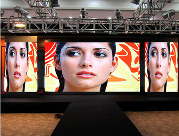 P2.5 تبلیغات داخلی LED Display / LED Video Wall Die Casting Rental